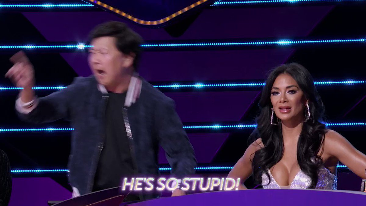 Image for the Tweet beginning: I can't with @kenjeong's guesses
