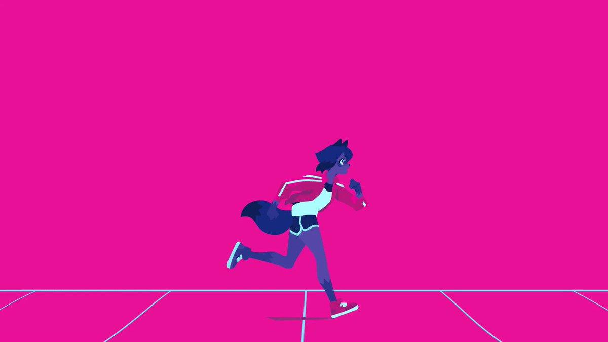 【ノンクレED公開!】ノンクレジットエンディング映像を公開しました!EDテーマ:『NIGHT RUNNING』#ShinSakiura feat. #AAAMYYY映像は、コンセプトアートを務める #GeniceChan さんが所属する「#GiantAnt @GiantAnt」が手掛けております!詳しくは→#ビーエヌエー