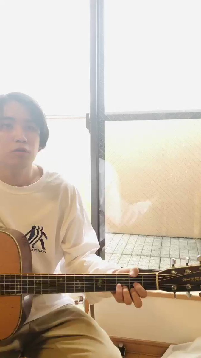 Cody・Lee(李)の響とkisekiの駿さんから #うたつなぎ 回ってきたので、自分のバンドの彗星という曲やりました!すべての不安がなくなって、何でもないことが幸せだと言えるように願ってます!次は良い声世界選手権日本代表The Songbards こうへい君@Koooohey51g お願いします!