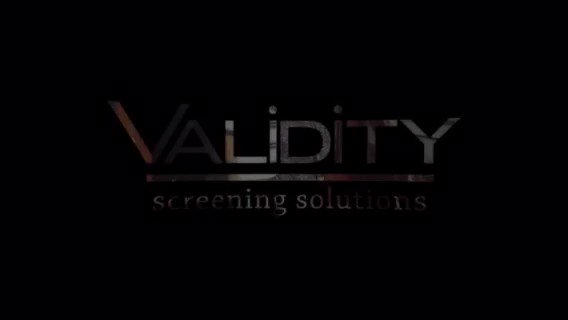 Image for the Tweet beginning: Since 1992, @ValidityScreen has been