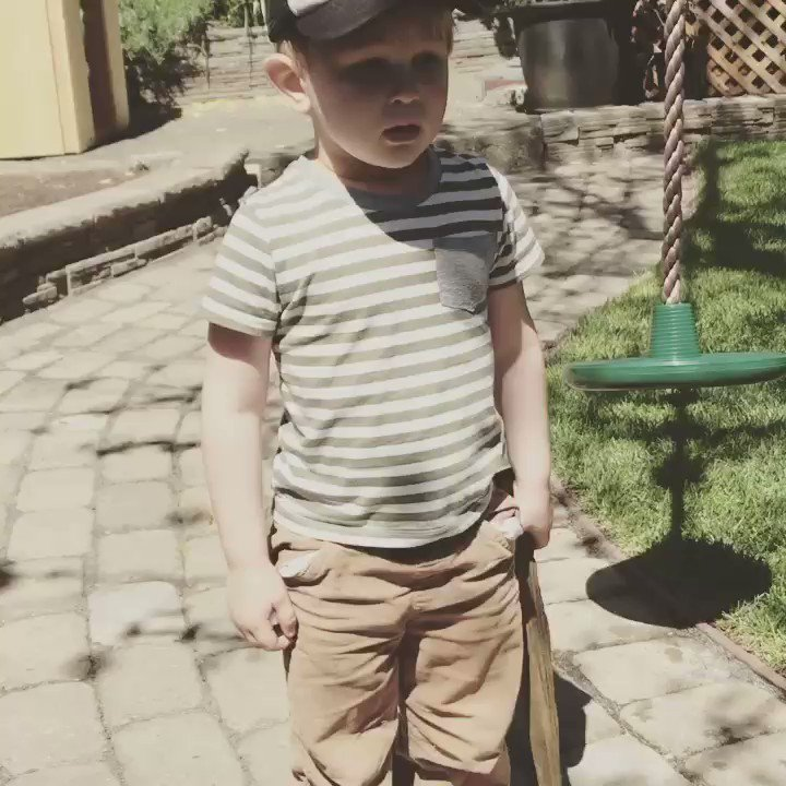 @HamiltonMusical My 3 year old bonus son, Dash!