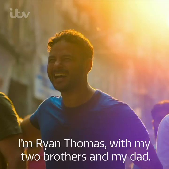 The Thomas brothers are going on the trip of a lifetime across India, as they discover their roots and family heritage. Absolutely India: Mancs in Mumbai starts 29th April at 8pm on ITV and @itvhub @ryanjamesthomas @adamthomas21 @scottyspecial