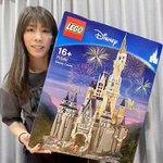 吉田沙保里がレゴで城を組み立てた結果?超高速で組み立てた!