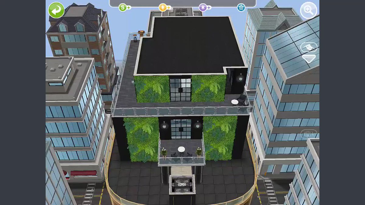 The Downtown Developer 2 limited time event starts from the beginning of the update @TheSimsFreePlay This is the grand prize. #TheSimsFreeplay #TheSims #LosSimsFreeplay #LosSimsGratuito #LosSims