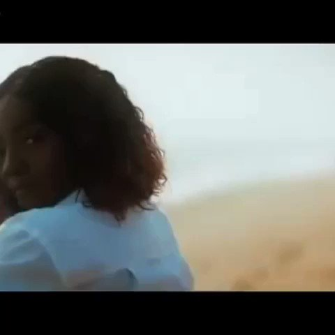 """CONGRATULATIONS  to #Simi  X  #Adekunlegold as {simi conceived} they are looking forward to getting their new baby soon ;  From the latest video released by the talented singer """"#symplysimi """" : we can all see it clear (the good news) that she is pregnant . #africanglitzpic.twitter.com/6uxVHNCrXj"""