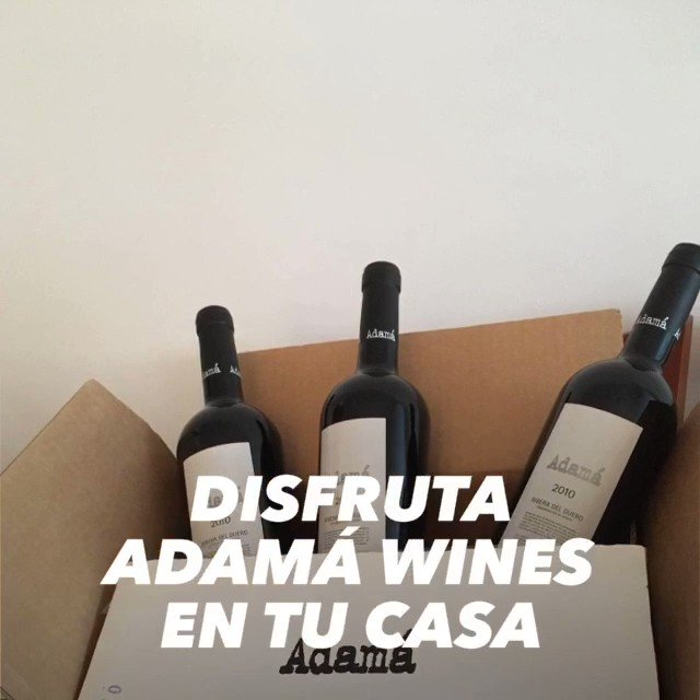 Adamá is a company devoted to the production and commercialization of exceptional wines. The whole team shares a passion for good wine!   #quedateencasa #stayathome #delivery #wine #wineshop #enviosatodaespaña #cheers #winelife #winelover http://adamawines.com/ @ProyectosSantvspic.twitter.com/LQmNjOuyGI