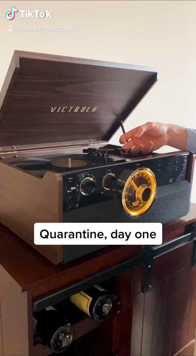 Today's first @washingtonpost quarantine TikTok features a comparison vm.tiktok.com/7Rob8x/
