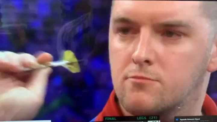 Daryl Gurney @Superchin180