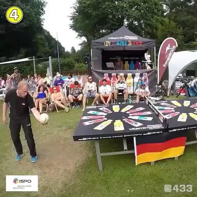 Possibly the greatest 30 seconds of sport you will ever see anywhere