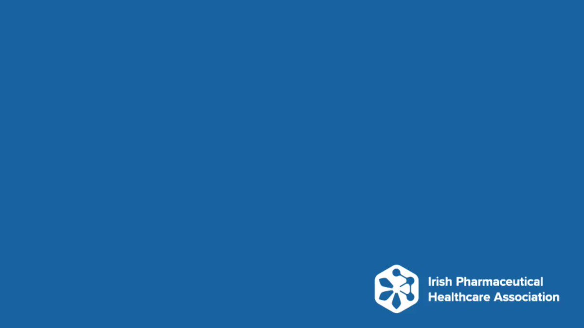 We are delighted to feature among some of Ireland's research-based biopharmaceutical companies in this video to share examples of how our industry is responding to COVID-19 @ipha Full video here youtu.be/ADymIGpuYsk.