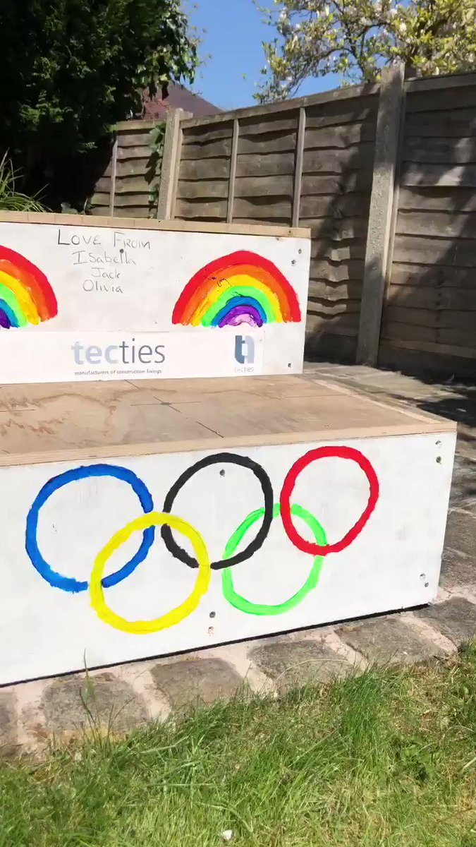 Thank you Tec Ties in New Mills. We simply asked for a few of their pallets to try and build a platform/box for weights and S&C and they knocked up this! Great family business supporting the local community during tough times 👏🏻👏🏻👏🏻👏🏻👏🏻👏🏻👏🏻👏🏻👏🏻👏🏻👏🏻👏🏻