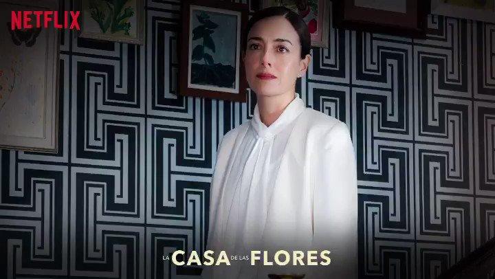 Viviendo la última temporada como si fuera el primer día, ¡gracias totales! La temporada final de La casa de las flores ya está disponible solo en Netflix. #LaCasaDeLasFlores