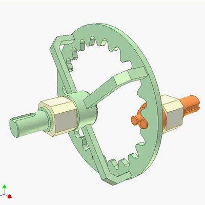 Pin Gear Drive