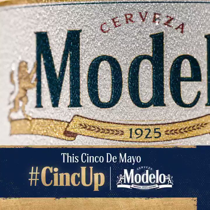 On Cinco de Mayo, please join Modelo in raising a glass to our healthcare community. Share your own salute, toast, or tribute using #CincUp. For every public post made on May 5th, Modelo will donate $1 to #FirstRespondersFirst. https://t.co/NASEeSvYNn https://t.co/49MxoBdLNG