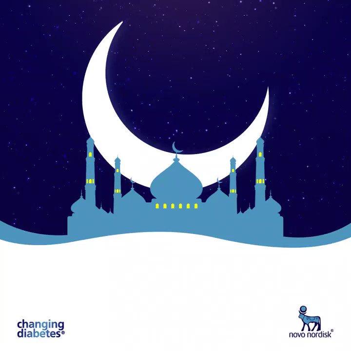 May the holy month of Ramadan bring good health and joy to all! #RamadanMubarak #HappyRamadan #ChangingDiabetes