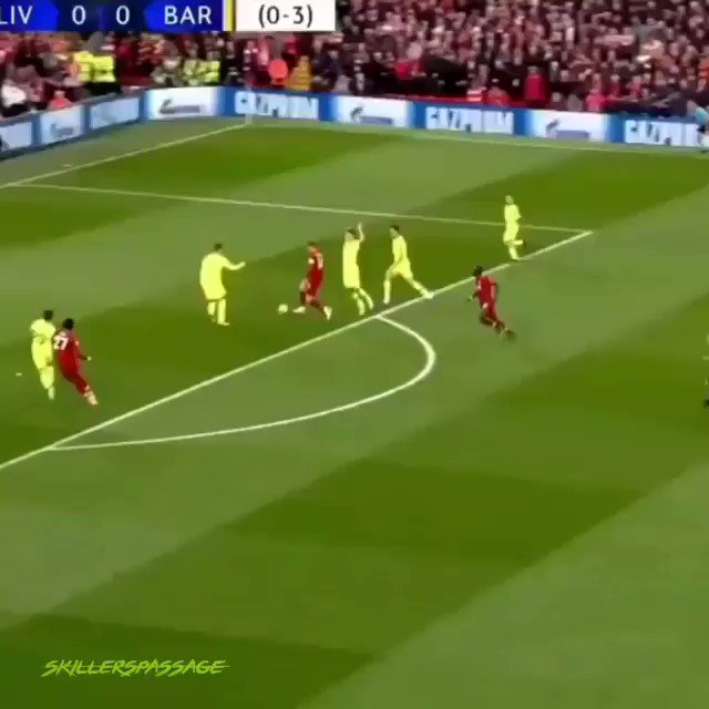 Now dhat football is not yet back let's do quick revision on some interesting moments over here. Huu mis dis period #Liverpoolfc  #Liverpool #amfield  #UefaChampionsLeague  #Barcellona  #goals  #FootballsGreatestMoment  #FootballsStayingHomepic.twitter.com/ESgMhKlGzG