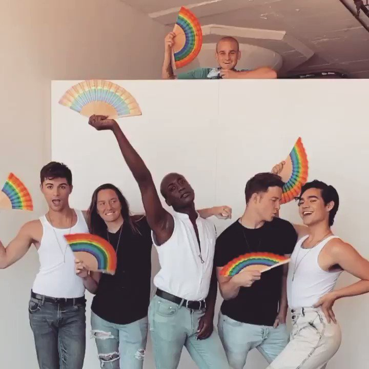 This heat wave got us like... @Everettwilliams @JordanDoww @VINCINT_