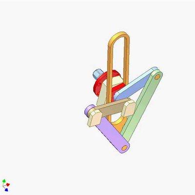 Kite Mechanism