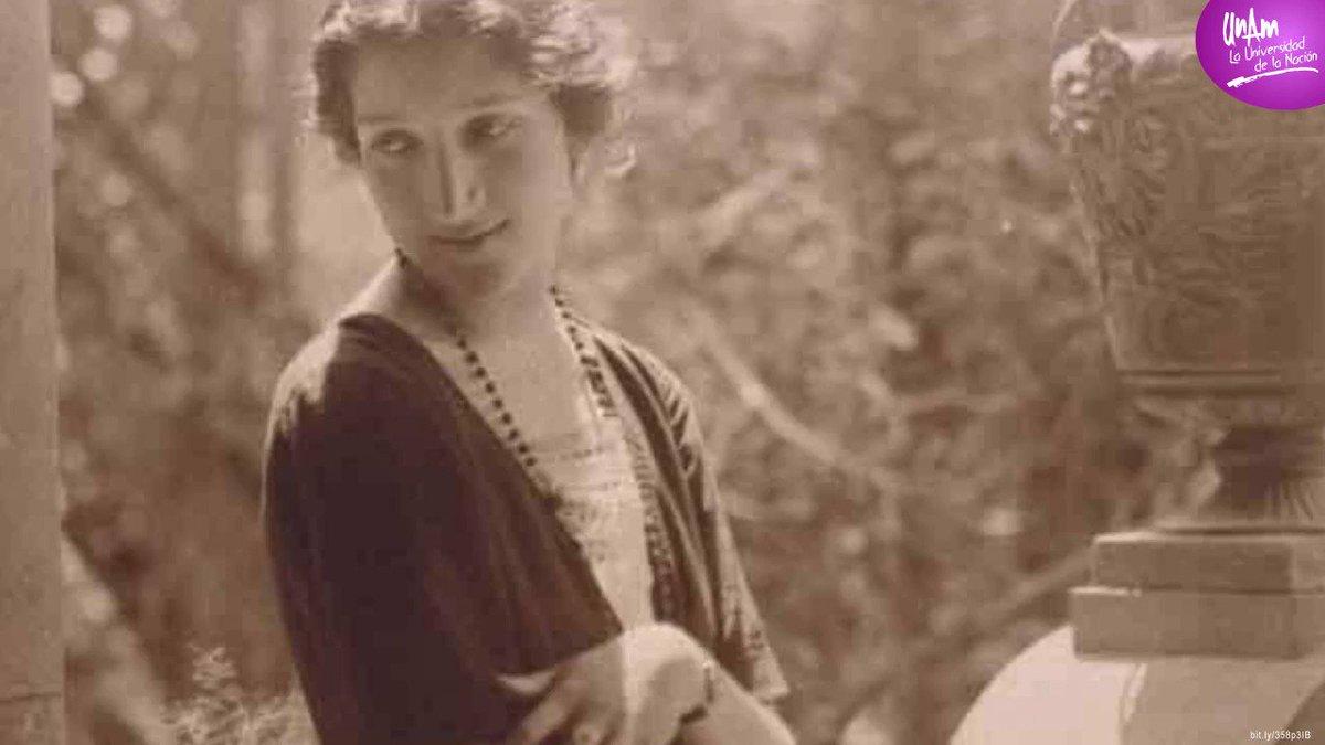 #UnDíaComoHoy de 1900 nació Antonieta Rivas Mercado, considerada precursora del feminismo en nuestro país. Conoce más de su vida y obra en @revista_unam > https://t.co/GZRWq3UISC #QuédateEnCasa https://t.co/RHYxQC0xFG