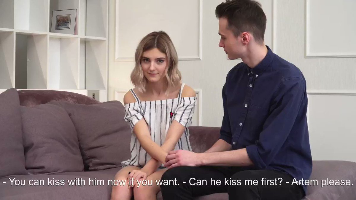 DeflorationTV - 18 y.o virgin girl from Russia loses virginity in front of the camera for