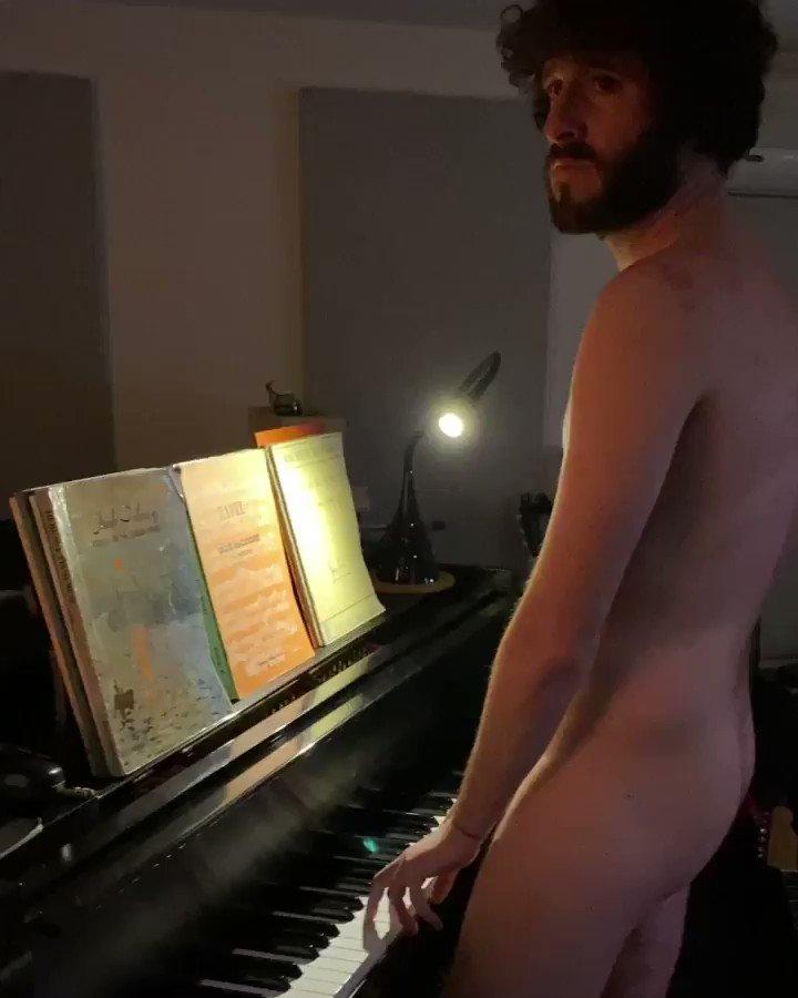 Lil Dicky Naked
