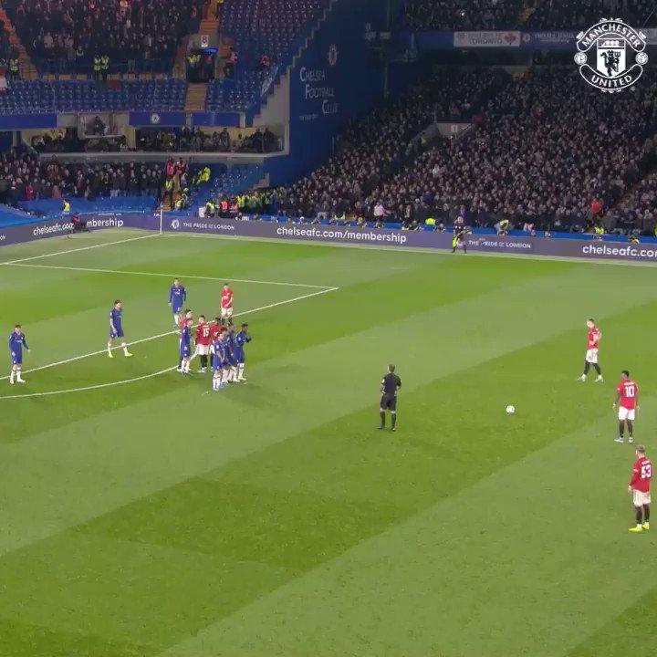 I heard were facing Chelsea again...