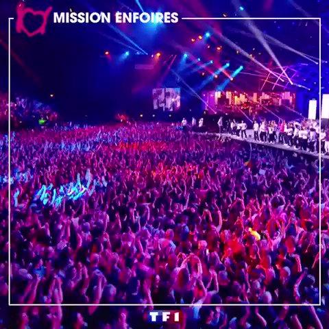 H-24 avant la rediffusion du concert de 2017, Missions Enfoirés, à l'occasion de la journée spéciale @restosducoeur  sur @TF1 et sur @francebleu ! » #EtreAuRendezVous #SolidaritéCovid19 #OnCompteSurVous