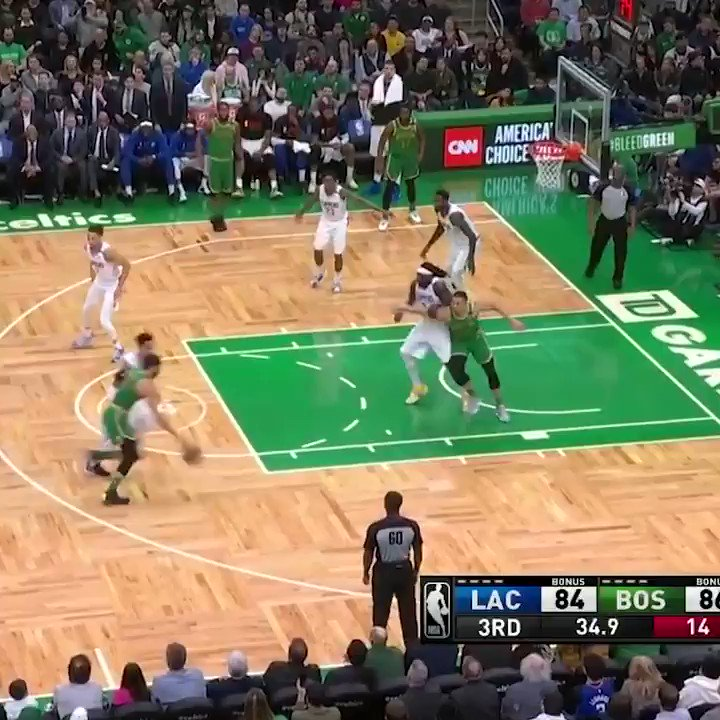 Jayson Tatum x Jaylen Brown duo is going to be a force for years to come🔥 https://t.co/vBgQy0N37B