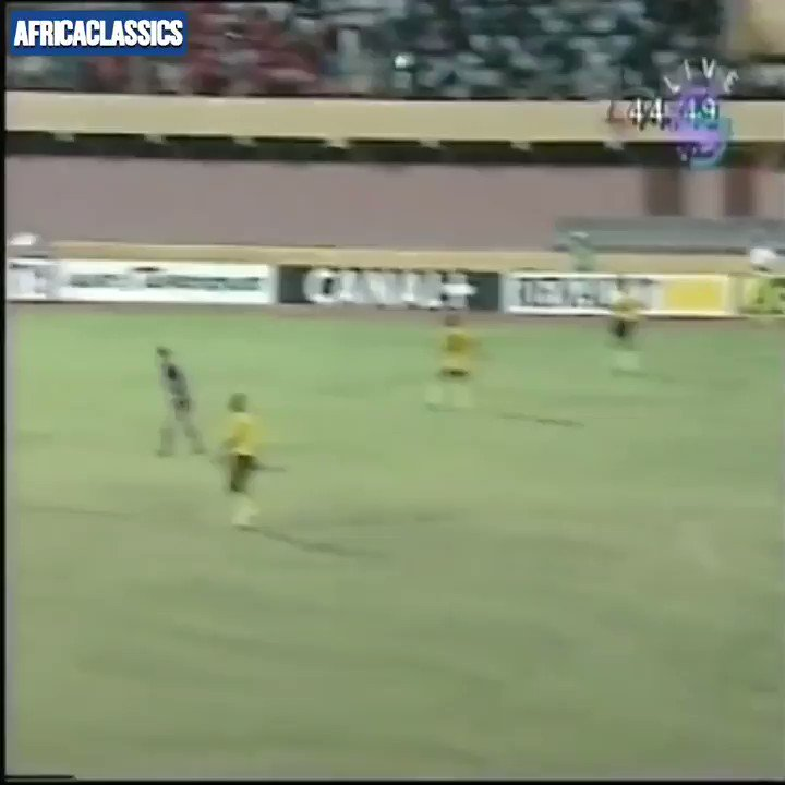 To celebrate his birthday, here's every single AFCON goal Tony Yeboah ever scored for Ghana.