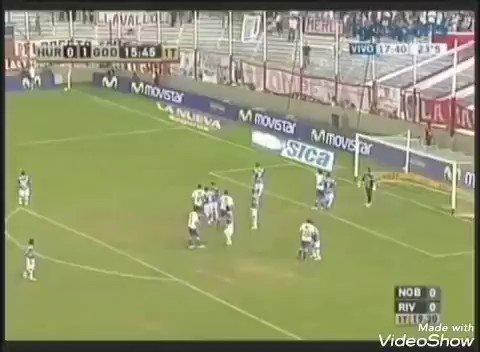 Un dia como hoy del 2009 partidazo de @matydefederico para ganarle al Tomba 3 a 2 https://t.co/2pVO7OZ3sL