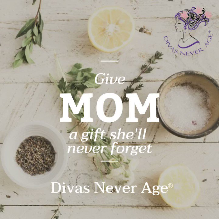 MOM'S DAY IS ALMOST HERE!  The perfect gift for the perfect person is a DIVAS NEVER AGE® Anti-Agin Serum! ❤️ ❤️ ❤️ ❤️ ❤️ ❤️ #DivasNeverAge #antiagingserums #beautyproducts #mom #mothersday #momsday #shesimportant #naturalingredients #crueltyfree #organic #veganskincare #May10 https://t.co/aeJrSRwFzH