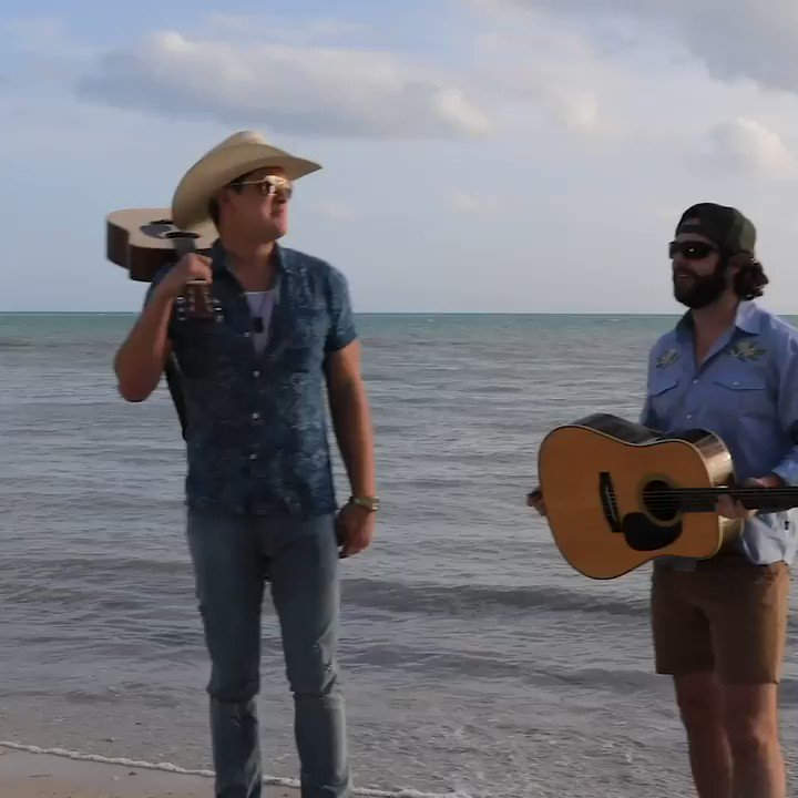 Reminiscing this morning thanks to the #BeerCantFix video BTS out now - tr.lnk.to/BCF_BTS miss ya @JonPardi