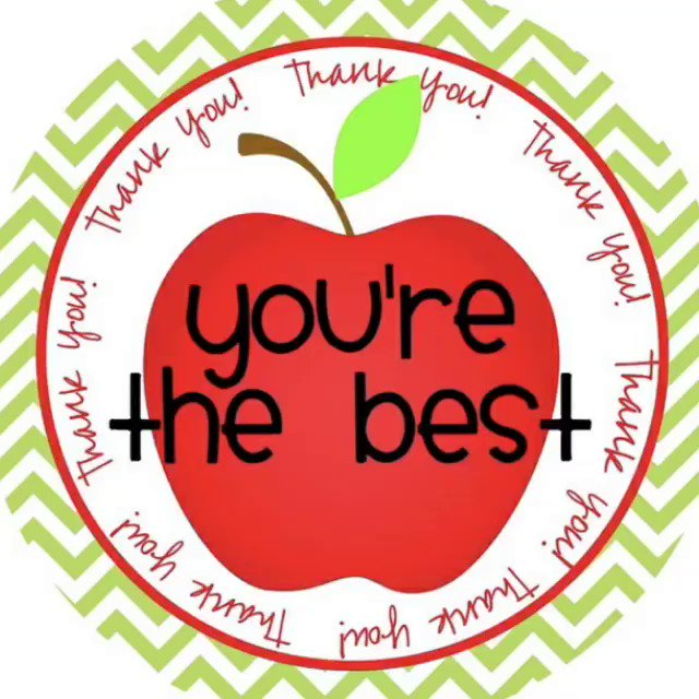 Happy Teacher appreciation week to our amazing Capistrano teachers!! #iamcapistrano @CapistranoES
