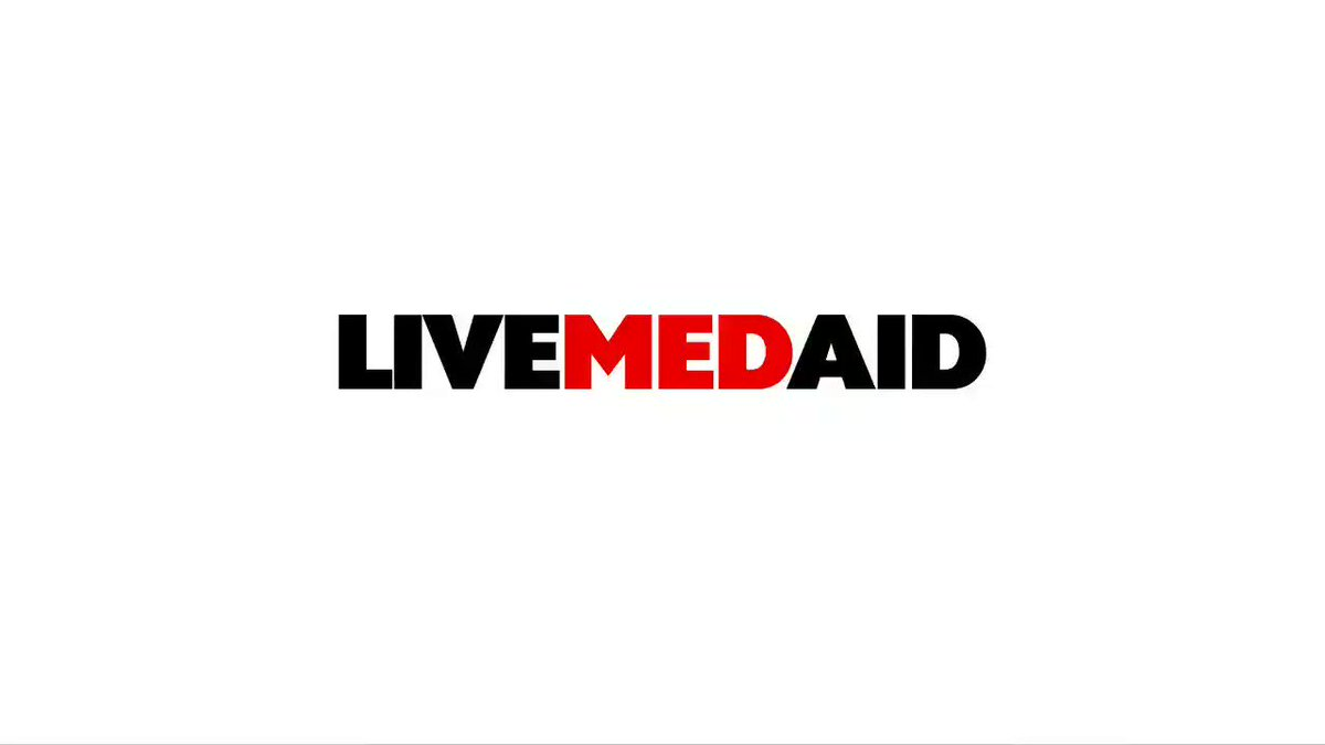 Dr. David Suzuki is part of LIVEMEDAID in support of Doctors Without Borders / MSF. Watch what he has to say...  💾Save the date!  👉May 9, 2020. 6 PM ET Pre-Show. 7-11 PM ET Show.  https://t.co/W8uQQ0nXvq #livemedaid @DavidSuzukiFDN https://t.co/Ivo4rPa4hX