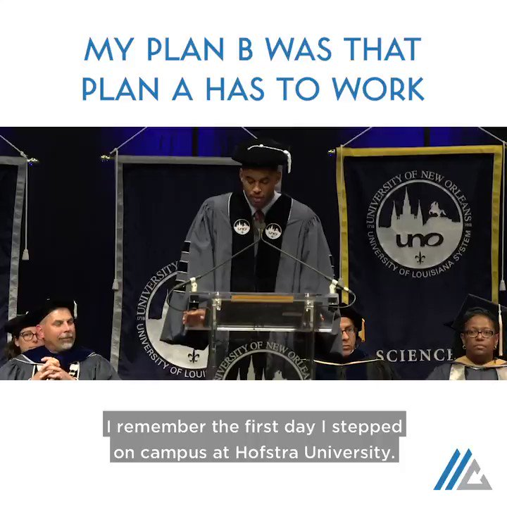 Go out and make your Plan A happen. It wont be easy but believe in it enough to bet on yourself. Theres no room for doubt in the process. #createseparation #irrationalconfidence #NFL #Saints #entrepreneurs #Entrepreneur #SmallBusiness #businesstips #hofstra