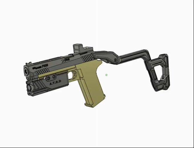 カービン ピストル 【楽天市場】ACE1 ARMS