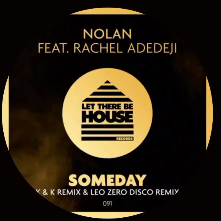 """Our remix of @Nolan_DJ @RachelASongs """"Someday"""" is out now!  Straight into the @traxsource house top 100 chart as well! Link in bio #housemusic #classichousemusic #pianohouse #remix #traxsourcetop100pic.twitter.com/MtpSs61E69"""