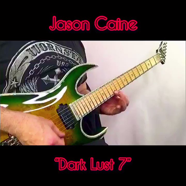 Here's a new #guitar #instrumental I wrote called Dark Lust 7, exploring what #Dubstep mixed w/ #Neoclassical #Shred would sound like. Thanks 4 watching!  #guitarsolo  #rocknroll #metal #solo #rockband #rockstar #music #guitarhero #rock #guitarist #original #music #bcrich #jampic.twitter.com/5v4cHXsXr5
