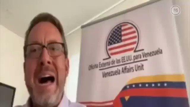 El mensaje de esperanza que nos deja James Story, Embajador designado para Venezuela por EE. UU. ¡Venezuela será libre!