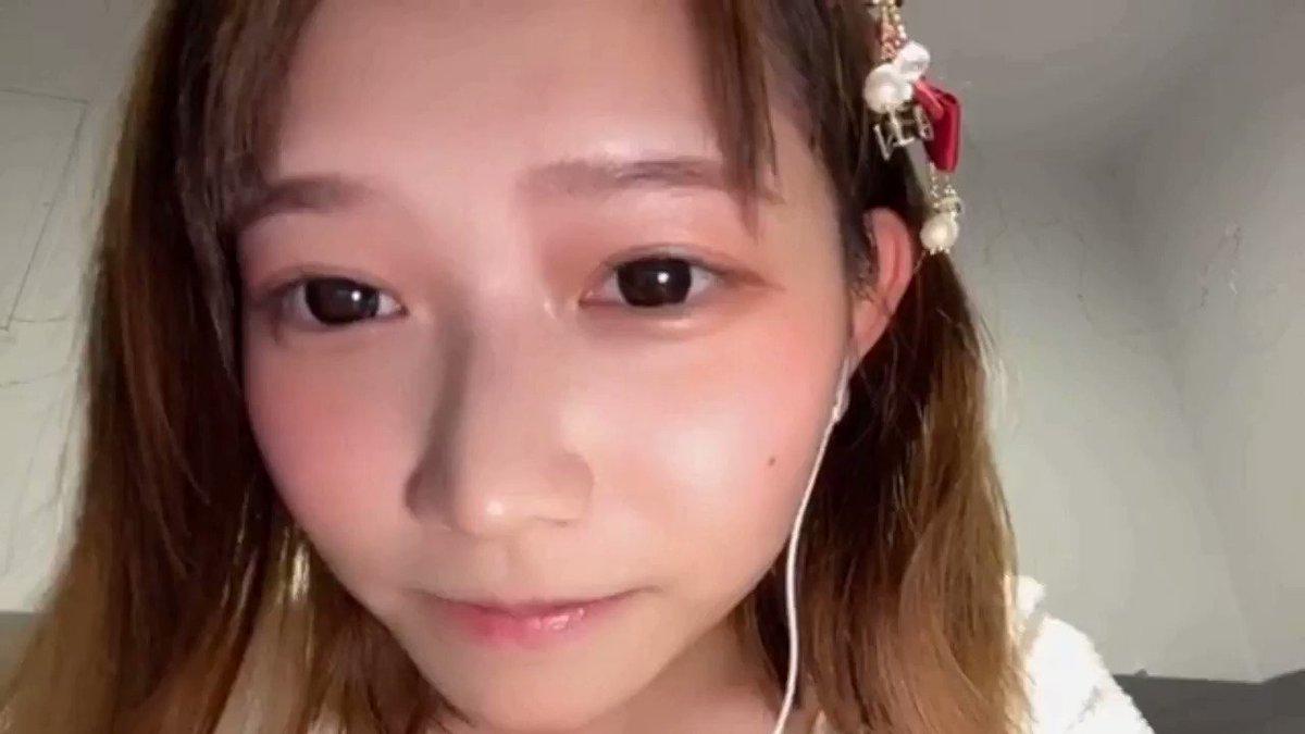 Image for the Tweet beginning: #乙女シンドリーム #まほ #香港アイドル #アバター獲得チャレンジ @odorimu_maho  にしても、顔が近くて照れる・・・(´ω`*)   🙇♂️お時間のある方下記より宜しくお願いします🙇♂️   50カウントだけでも宜しくお願いします