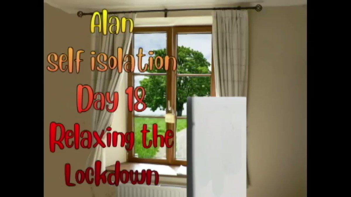 Alan Self isolation Day 18 Relaxing the Lockdown  #animation #animated #Quarantine #lockdownextension #lockdown #UKlockdown #Icanthearyou #stockpilinguk #SocialDistancinguk #SocialDistancing #StayHomeSaveLifes #IcanthearyouAlan #SelfIsolation 42