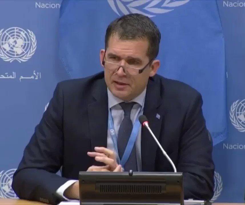 UN Special Rapporteur on Torture Nils Melzer speaks on Assange case