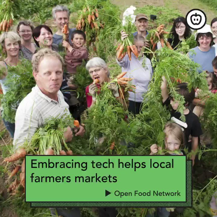 🥕 Small food systems have gone from niche to vital. @OpenFoodNetUK, which provides #opensource online marketplace software, is seeing a 5x increase in its sales ► bit.ly/2YUrz3J 🍅