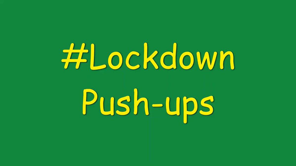 Pillows, tea cups and bricks are all part of the #Imbokodo push-up routine in lockdown. See for yourself. 😉 #DesireToInspire @pauldelport9 @CSteinhobel @zenay_jordaan @zintlempupha @mathrin13