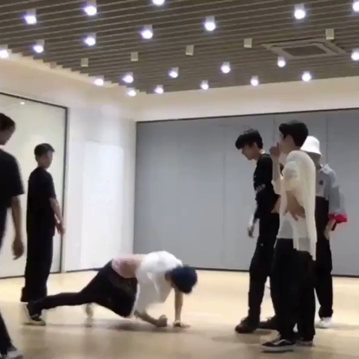 doyoung: today taeyong hyung is wearing a pants on top of pajama~