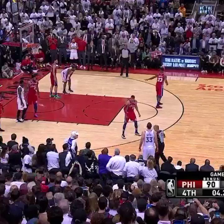ON THIS DAY (May 12, 2019) Kawhi hit 'THE SHOT' as the @Raptors topped the 76ers in Game 7 of the Eastern Conference Semifinals! 🚨