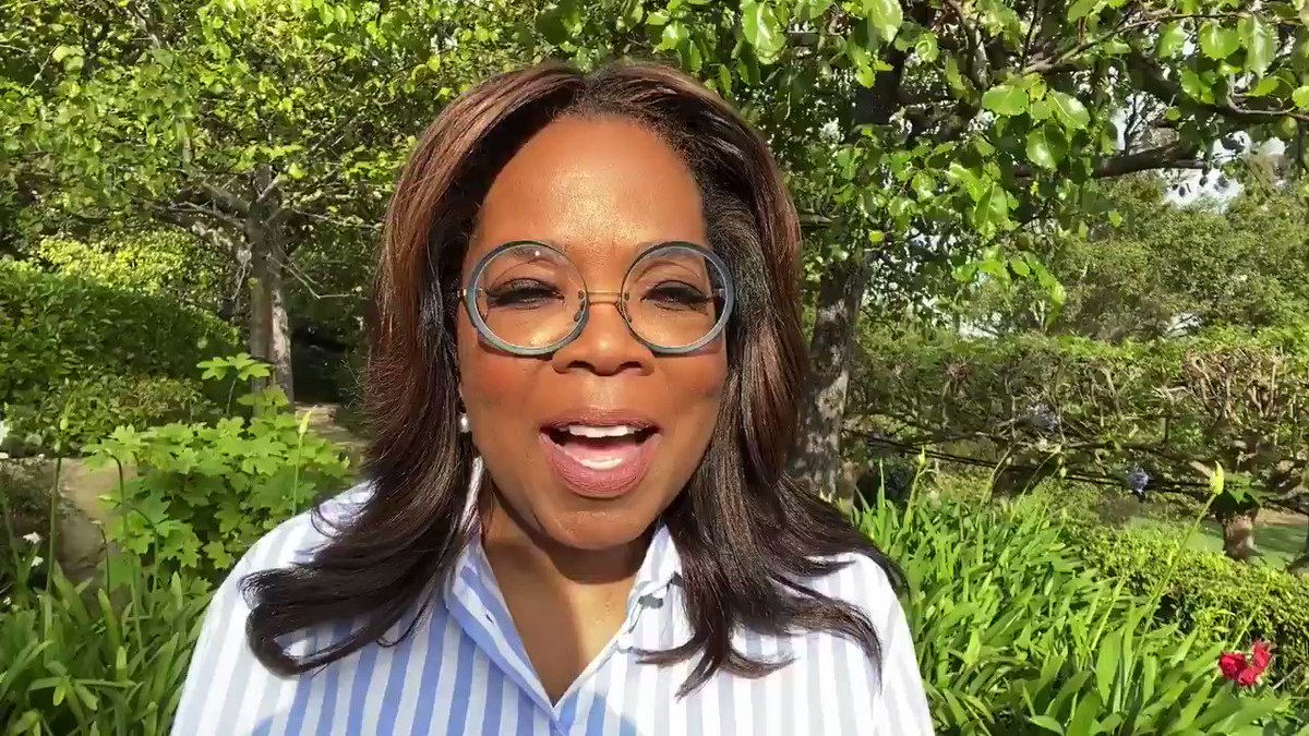 The world has experienced a reset and I think it's an opportunity for us as individuals to do that, too. Which is why @ww_us has created Oprah's Your Life In Focus: A Vision Forward, a live virtual experience that will help all of us move forward through mind, body, and spirit.
