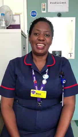 Matron Sini wishes nurse colleagues everywhere a very happy International Nurses' Day in Ndebele #YearoftheNurseandMidwife #HappyNursesDay