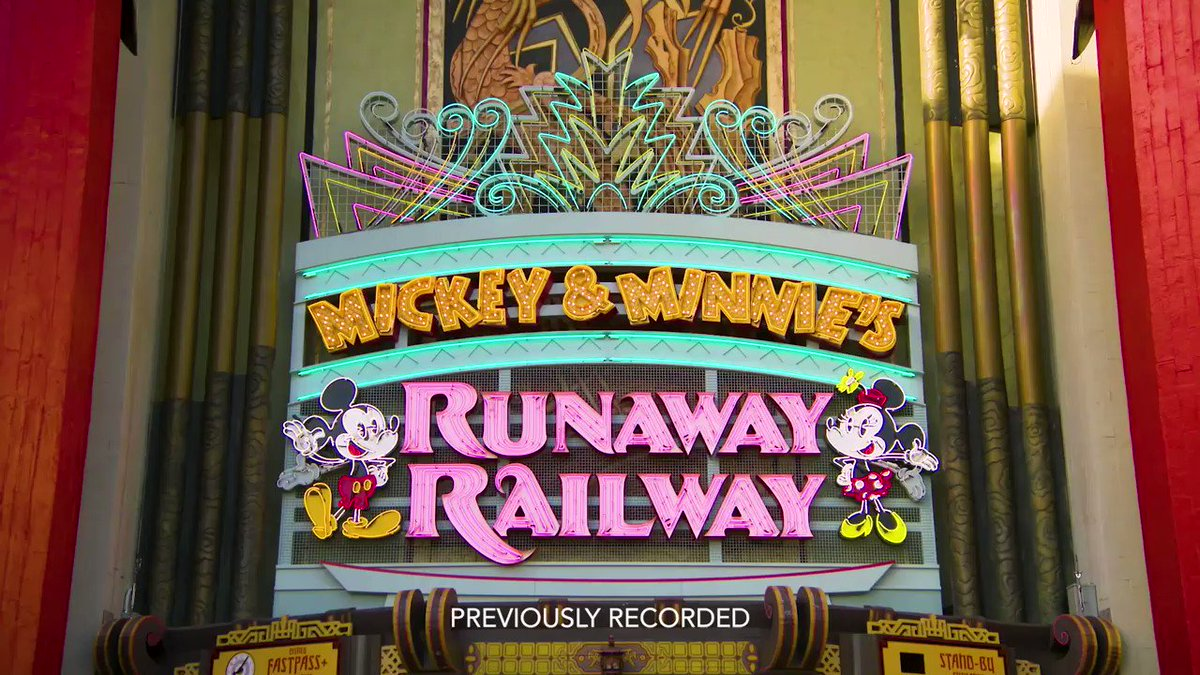 Race over to @DisneyNOW to experience  @WaltDisneyWorld resort magic at home with a zany cartoon AR game, Mickey & Minnie's Runaway Railway: Adventure Kit, inspired by the brand-new attraction where #MouseRulesApply (that means anything goes!)   #MickeyMouse #MickeyMouseShorts