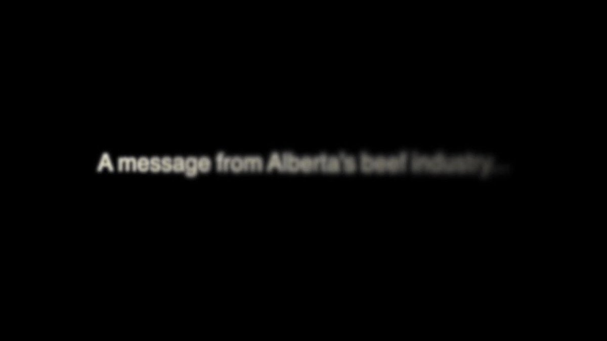 Beef ranchers across the province have come together to write and extend thank yous to the essential workers in the processing plants. Thank you for what you do every day! #loveCDNbeef https://t.co/u4m9Fp5ovG